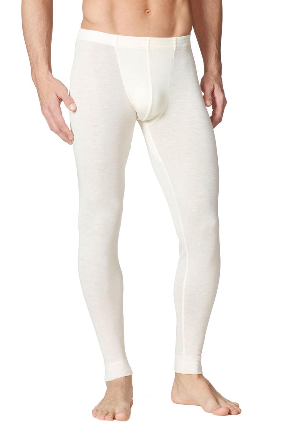 Räumungspreise verkauf usa online gehobene Qualität Herren lange Unterhose Sören (Wolle/Seide)